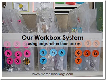 Our Workbox System
