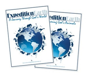 Expedition Earth {Review & Giveaway}