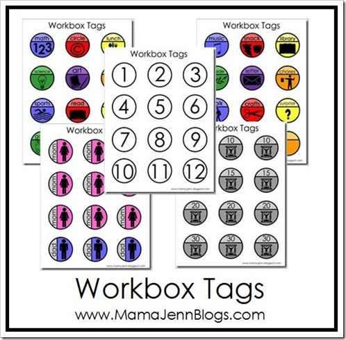 Workbox Tags