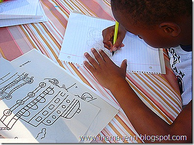 Tracing…Motor Skills…Creative Books