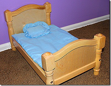 Baby Doll Furniture {A Guidecraft Mom Review}