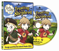 Trusting in the Shepherd {A Really Woolly Review & Giveaway}