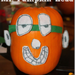 Mr. & Mrs. Pumpkin Head
