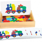Animal Train Sort & Match {A Guidecraft Mom Review & Giveaway Link}