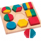 Fraction Action Board & Fraction Cups