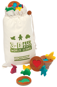 Feel & Find World Icons {Review & Giveaway Link}