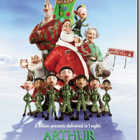 Arthur Christmas {Movie Review}