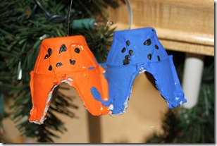 Truth in the Tinsel Ornaments {Day 13-18}