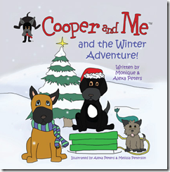 Cooper & Me and the Winter Adventure {Giveaway}