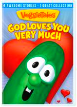 VeggieTales DVD Review & Giveaway {God Loves You Very Much & If I Sang a Silly Song}