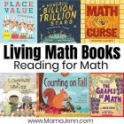 Living Math Books: Reading for Math