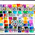 Summer Art Fun: Index Card a Day