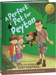 A Perfect Pet for Peyton Giveaway Winner!