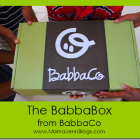 The BabbaBox: The Activity Box for Kids {Review}