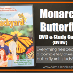 Your Backyard Monarch Butterfly DVD & Study Guide