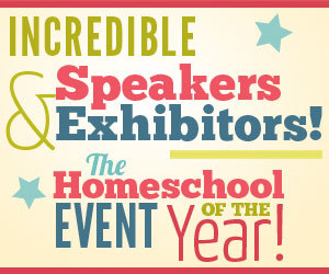 Great Homeschool Convention {Giveaway}
