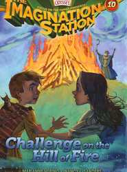 Adventures in Odyssey: The Imagination Station Book Series {Giveaway}