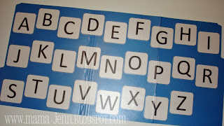 ABC File Folder Game {the MANY possibilities}