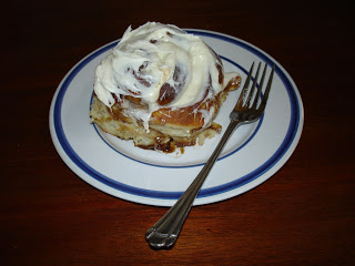 Super Sticky Cinnamon Buns (Bread Machine Style)