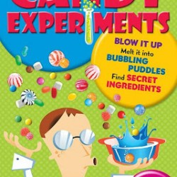 Candy Experiments {Book Review}