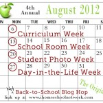 Not Back-to-School Blog Hop 2012