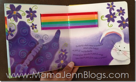 What Makes a Rainbow? by Betty Ann Schwartz