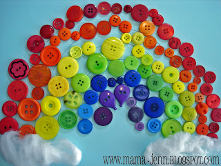 Button Rainbows