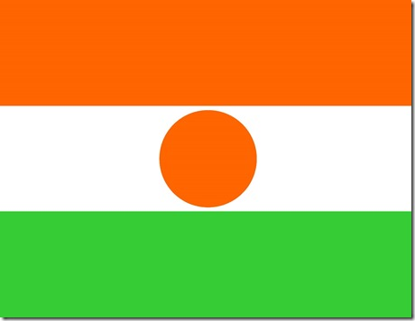 The Nigerien Flag {Niger Flag}