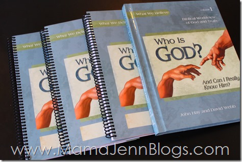 Apologia Who Is God?: Homeschool Resource for Bible and Worldview
