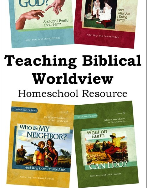 What We Believe Homeschool Curriculum