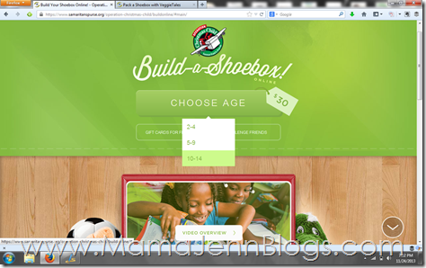 Build an OCC Shoebox Online