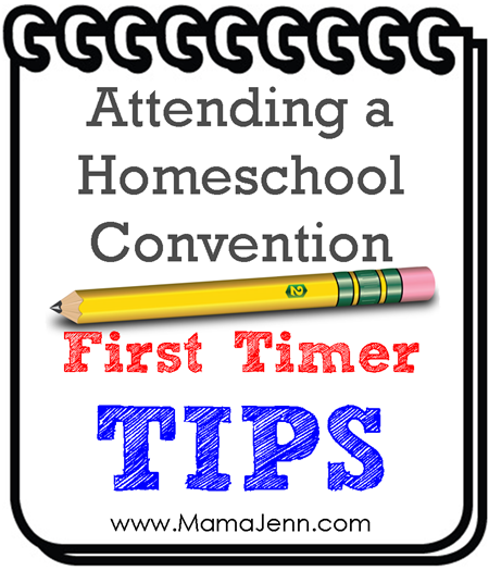 Attending a Homeschool Convention: First Timer Tips