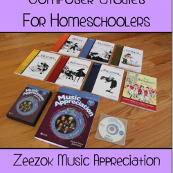 Zeezok Music Appreciation: Homeschool Composer Curriculum