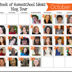 The Big Book of Homeschool Ideas  {Blog Tour & Giveaways}