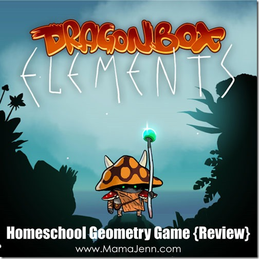 DragonBox Elements Homeschool Geometry App