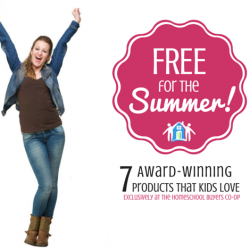 Homeschool: Free for the Summer!