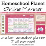 The Last Homeschool Planner I Will Ever Need
