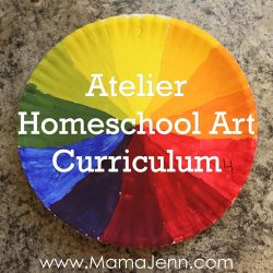 Atelier Homeschool Art Curriculum