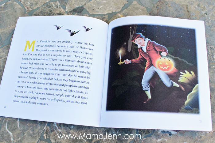 Christian Halloween Book for Kids