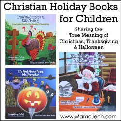 Christian Holiday Books for Kids