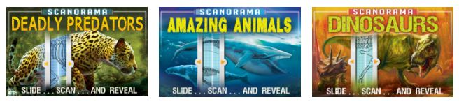Scanorama Interactive Science Book Series