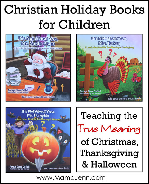 Christian Holiday Books for Children