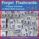 4 Types of Games for Math Practice