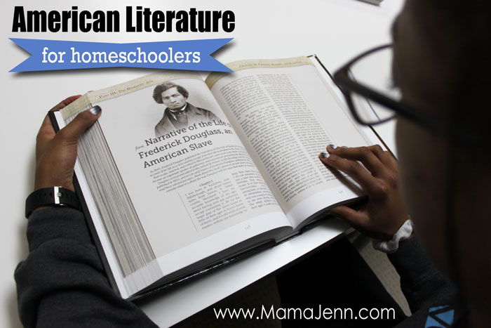 High School American Literature for Homeschoolers