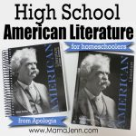 High School American Lit for Homeschoolers