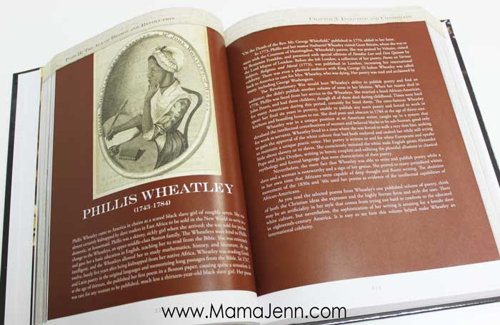 Phillis Wheatley Apologia American Literature