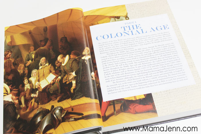 The Colonial Age in Apologia American Lit