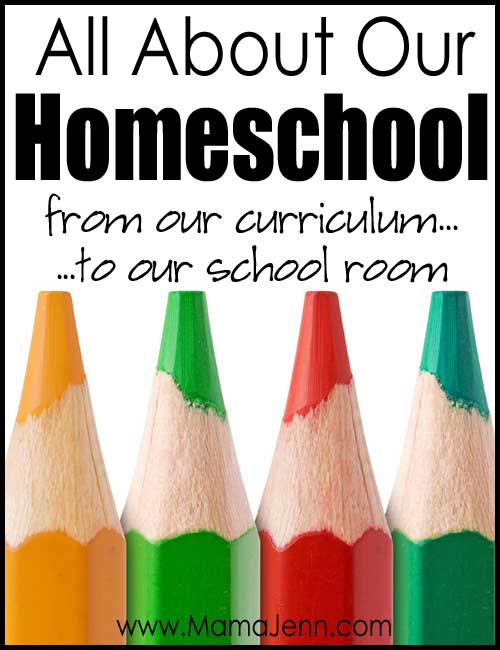 All About Our Homeschool
