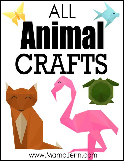 All Animal Crafts