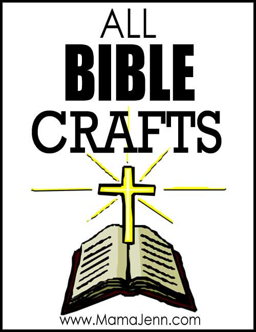 All Bible Crafts for kids